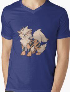 Pokemon - Arcanin Mens V-Neck T-Shirt