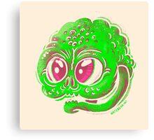 Goblin Face Canvas Print