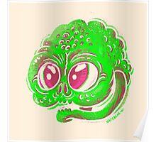 Goblin Face Poster