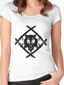 Xavier Wulf Women's Fitted Scoop T-Shirt