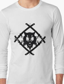 Xavier Wulf Long Sleeve T-Shirt