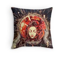 Aurora 2 Throw Pillow