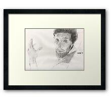 Ahmad Shah Massoud Framed Print