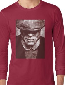 Peaky Blinders - Tommy Shelby Long Sleeve T-Shirt