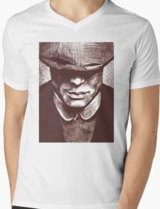 Peaky Blinders - Tommy Shelby Mens V-Neck T-Shirt