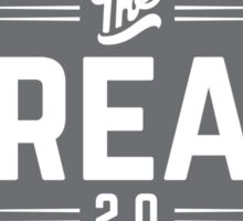 Tim Lincecum The Freak 2.0  Sticker