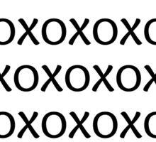 DYNAMIC DUO - XOXO Sticker