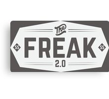 Tim Lincecum The Freak 2.0  Canvas Print