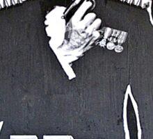 Tin Tin Bond  Sticker