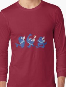Popplio Sticker Pack Long Sleeve T-Shirt
