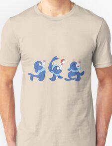 Popplio Sticker Pack Unisex T-Shirt