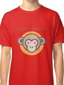 Code Monkey Classic T-Shirt