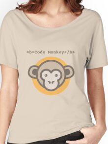 Code Monkey Women's Relaxed Fit T-Shirt