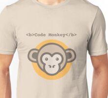 Code Monkey Unisex T-Shirt