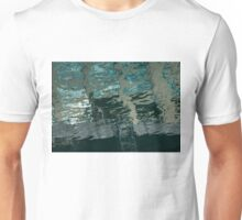 Playful Abstract Reflections Unisex T-Shirt