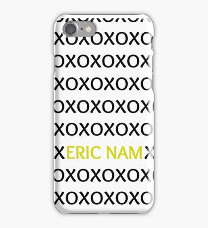 Eric Nam - XOXO iPhone Case/Skin