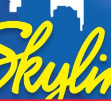 Cincinnati Skyline Chili Sticker
