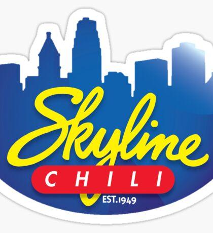 Cincinnati Skyline Chili Sticker