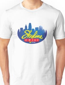 Cincinnati Skyline Chili Unisex T-Shirt