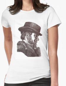 Alfie Solomons Womens Fitted T-Shirt