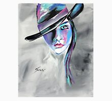 Bonnie - Cowgirl Art by Valentina Miletic Unisex T-Shirt