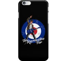 regeneration tour 11th iPhone Case/Skin