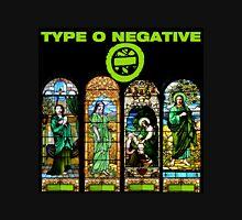 type o negative black window Unisex T-Shirt