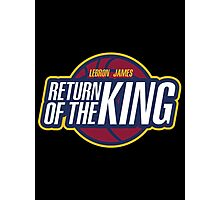 Return of the King Photographic Print