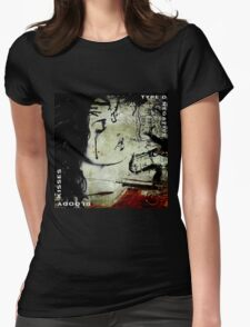 type o negative kisses indo Womens Fitted T-Shirt