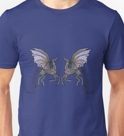 Thestral #3 Double Unisex T-Shirt