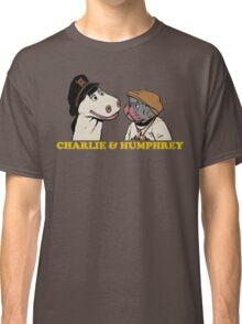 Charley and Humphrey Classic T-Shirt