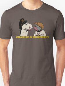Charley and Humphrey Unisex T-Shirt