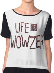 Life is strange Wowzer Chiffon Top