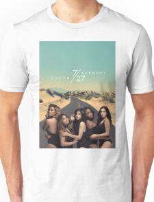Fifth Harmony - 7/27 (Desert) Unisex T-Shirt