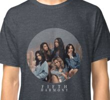 Fifth Harmony (Circle) Classic T-Shirt