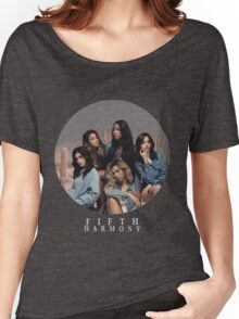 Fifth Harmony (Circle) Women's Relaxed Fit T-Shirt