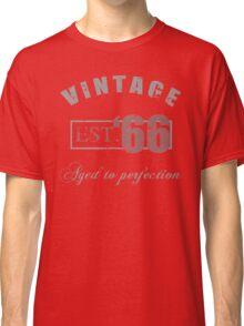 Vintage 1966 Grunge Classic T-Shirt