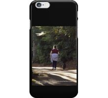 Challenges Make Life Interesting iPhone Case/Skin
