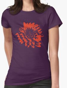 May your dreams bloom this new year 5 Womens Fitted T-Shirt