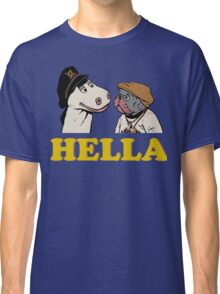 Charlie and Humphrey HELLA Classic T-Shirt