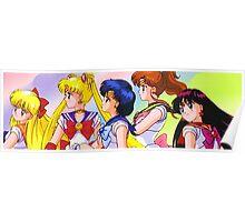 sailor moon Poster