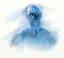 Doctor Manhattan by Hayley Thompson