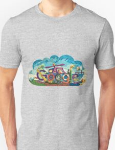 Google Art Brush T-Shirt