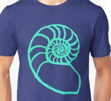 Nautilus Cross-Section Unisex T-Shirt