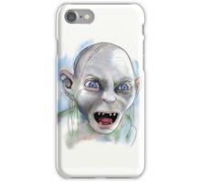 Gollum. iPhone Case/Skin