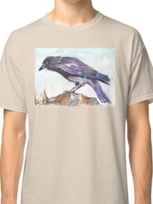 The playful Crow Classic T-Shirt