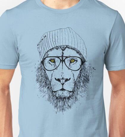 Cool As Lion Unisex T-Shirt