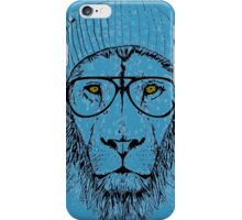 Cool As Lion iPhone Case/Skin
