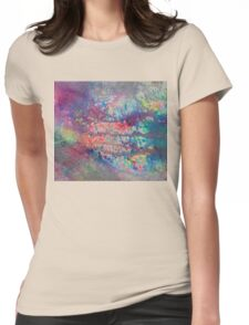 Abstract.26 Womens Fitted T-Shirt