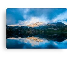 Majectic Mountains Canvas Print
